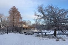 #Seecafe im Winter