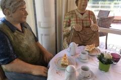 Seecafe Tante Clara und Onkel Heinrich